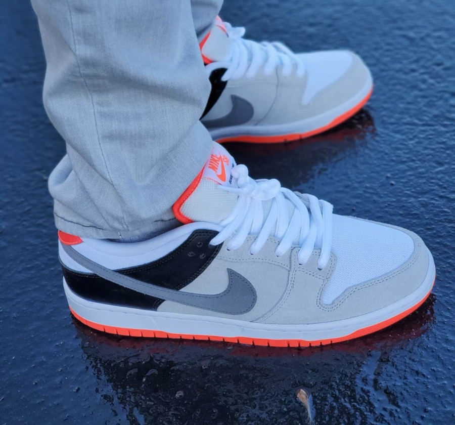 Nike SB Dunk Low Pro ISO Infrared CD2563-004 (2)