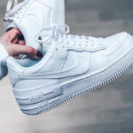 Nike Wmns AF1 Shadow 'Triple White'