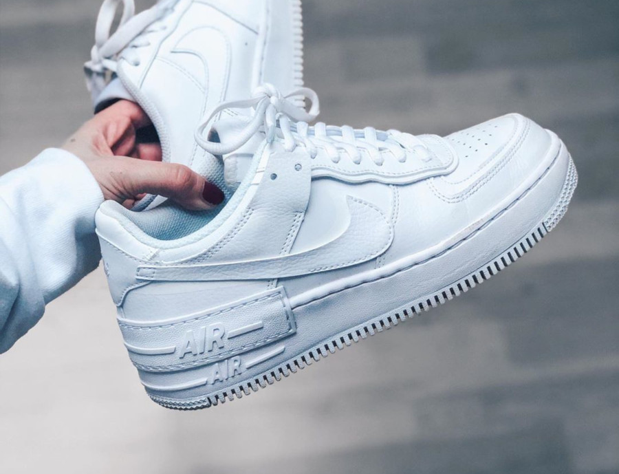 nike air force 1 shadow homme