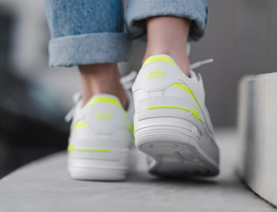 Nike-Wmns-AF1-Shadow-White-Lemon-Venom-1