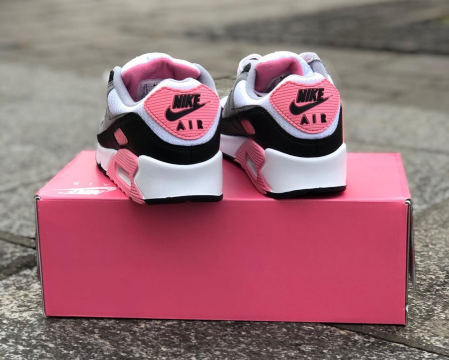 Nike Wmns Air Max 90 OG 'Pink' (30th Anniversary) (3)