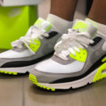 Nike Air Max 90 'Particle Grey Volt' (30th Anniversary)