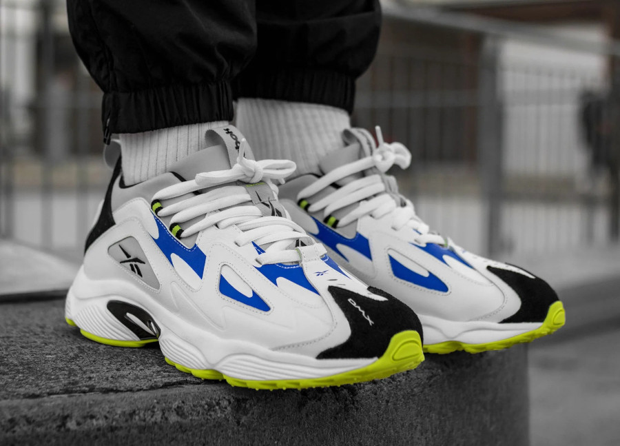 Reebok DMX Series 1200 White Cloud Grey pas cher