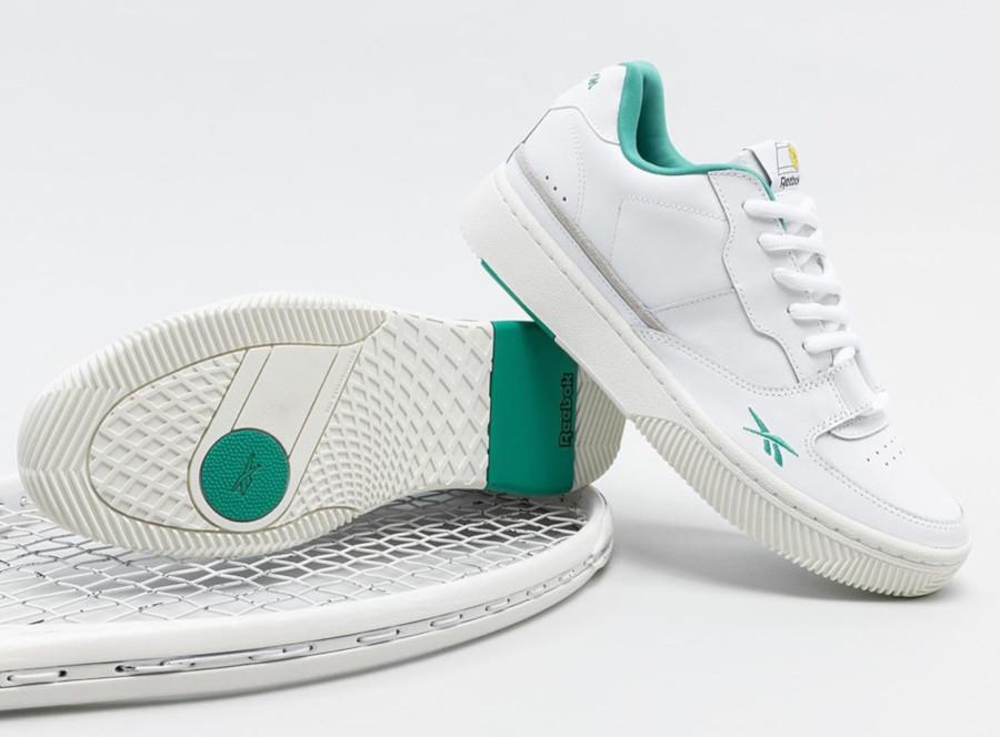 Reebok Dual Court 'White Chalk Emerald' (1)