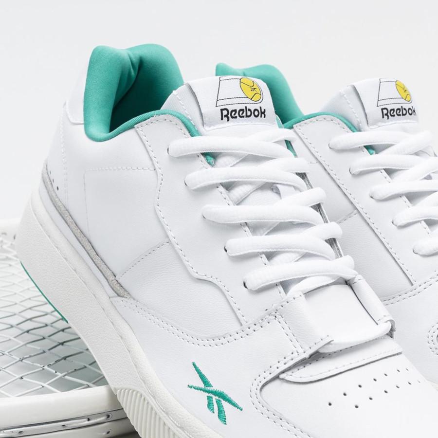 Reebok Dual Court 'White Chalk Emerald' (2)