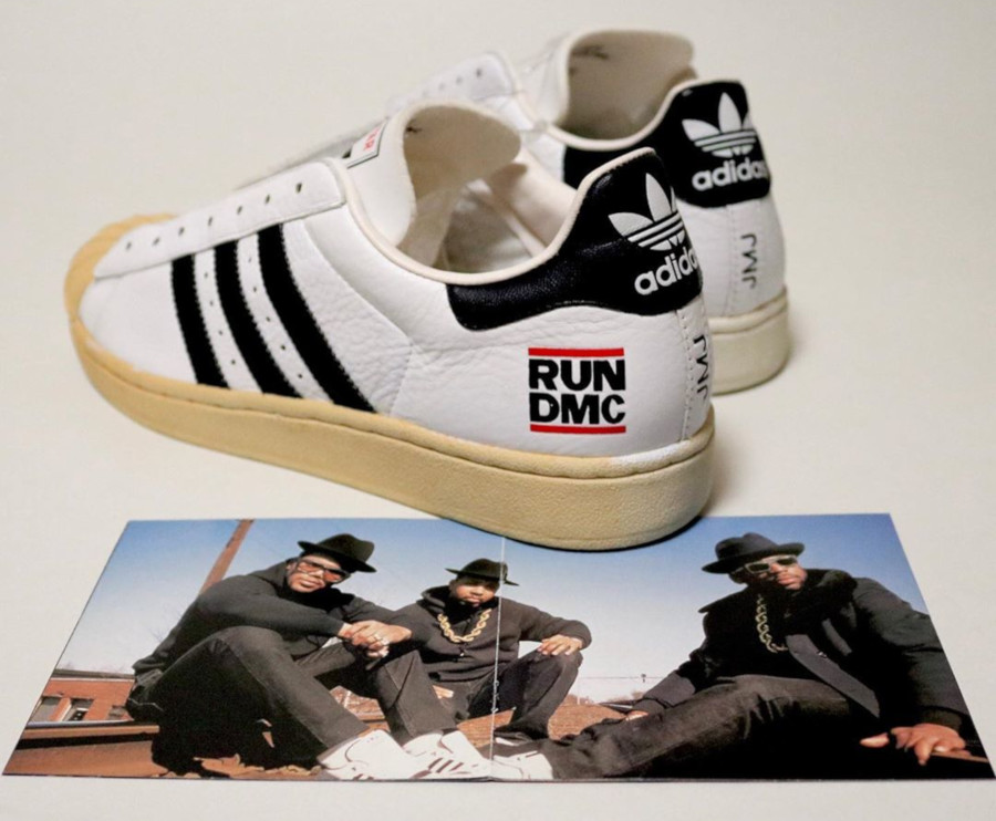 Run DMC x Adidas Superstar 35th Anniversary - @flight0105