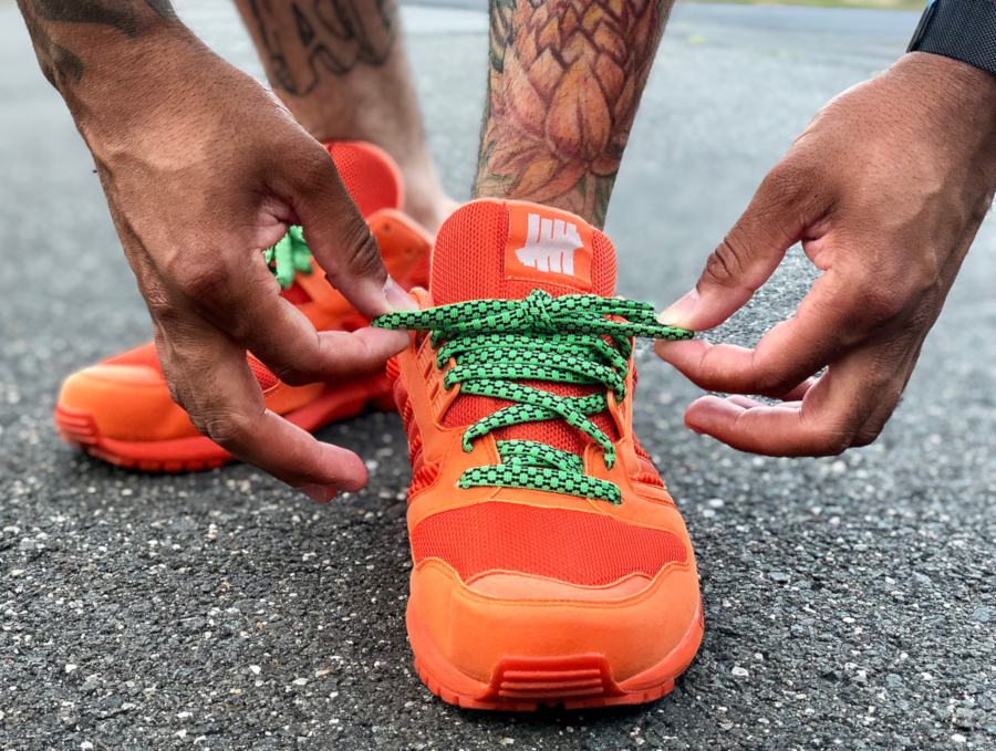 Undefeated x Adidas Consortium ZX 8000 AZX Project - @mikeykicks