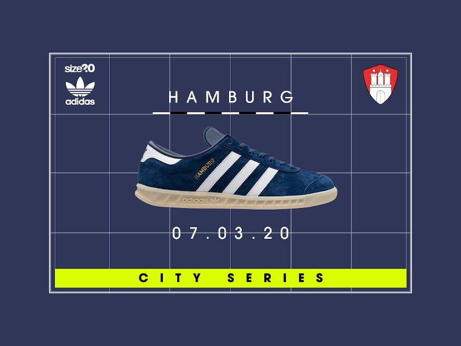 adidas Originals City Series Hamburg OG