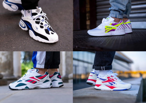 sneakers Reebok pas cher soldes hiver 2020