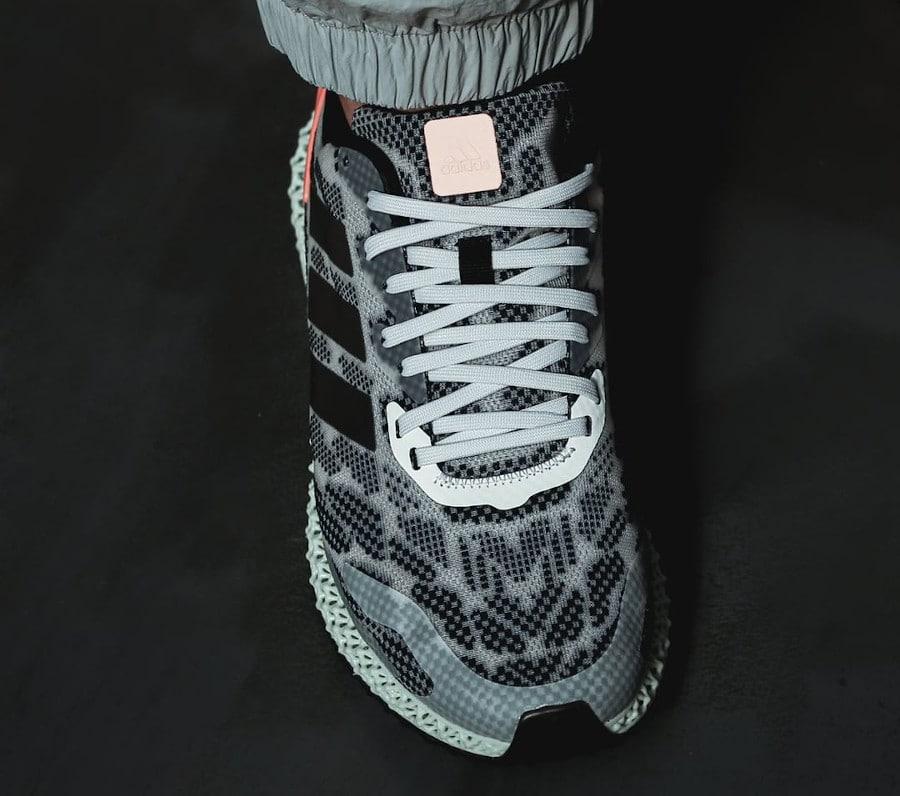 Adidas 4D Run 1.0 'Core Black Signal Coral' (3)