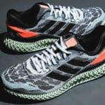 Adidas 4D Run 1.0 'Core Black Signal Coral'