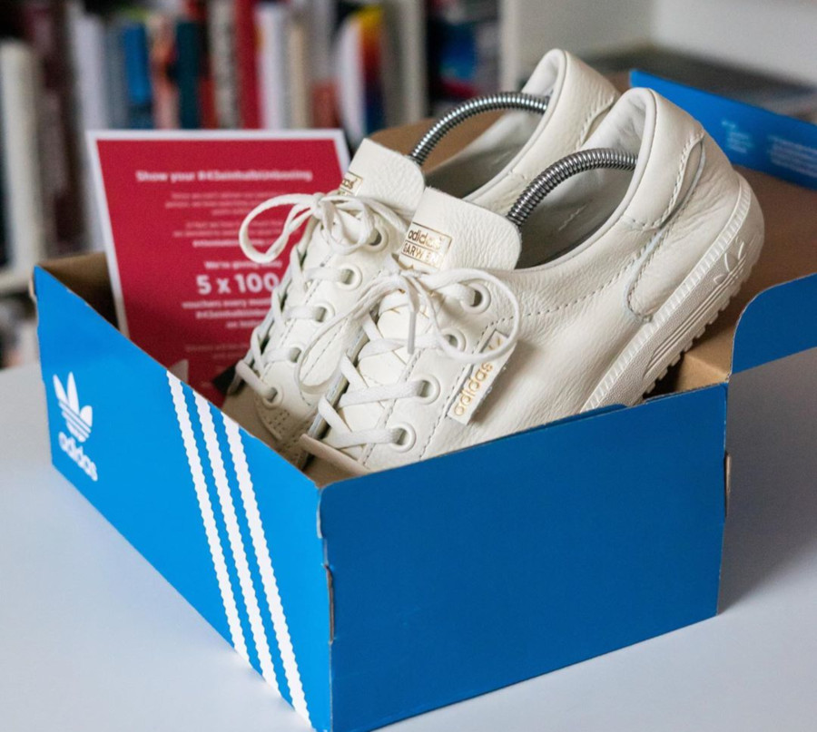 Adidas Garwen 'Off White Gold Metallic' (1)