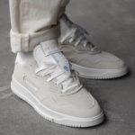 Adidas SC Premiere Suede 'Cloud White'