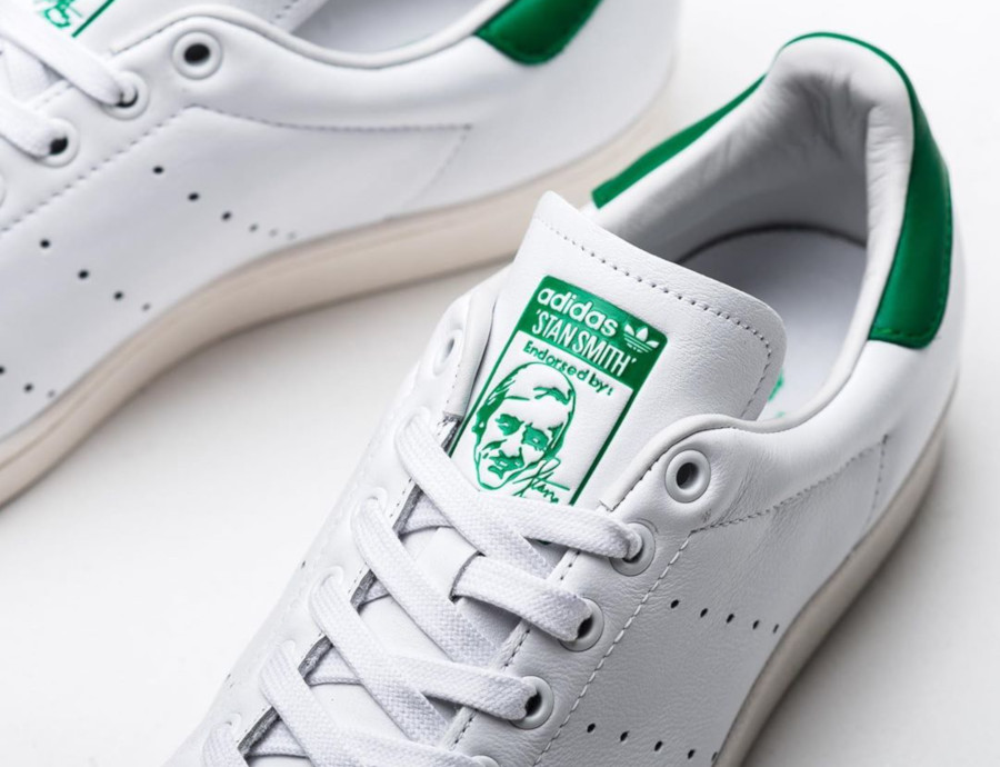 Adidas Superstar Superstan OG 'Cloud White Green' (1)
