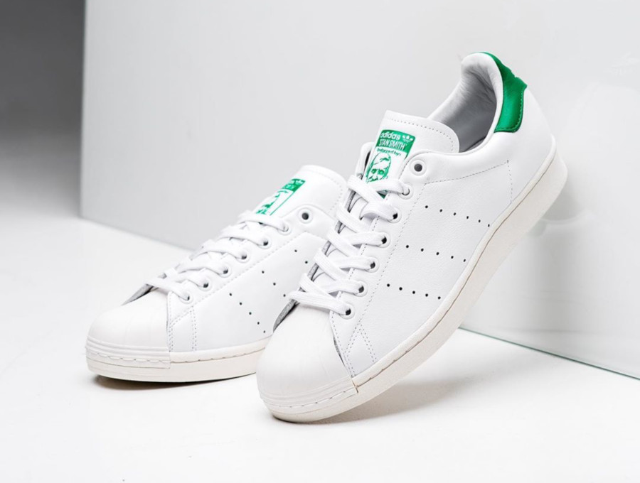 Adidas Superstar Superstan OG 'Cloud White Green' (3)