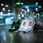 Adidas ZX 10,000 C 'Footwear White & Core Black Solar Green'