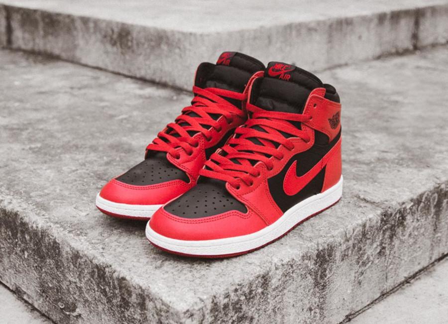 Air Jordan 1 High Retro OG 85 Varsity Red (1)