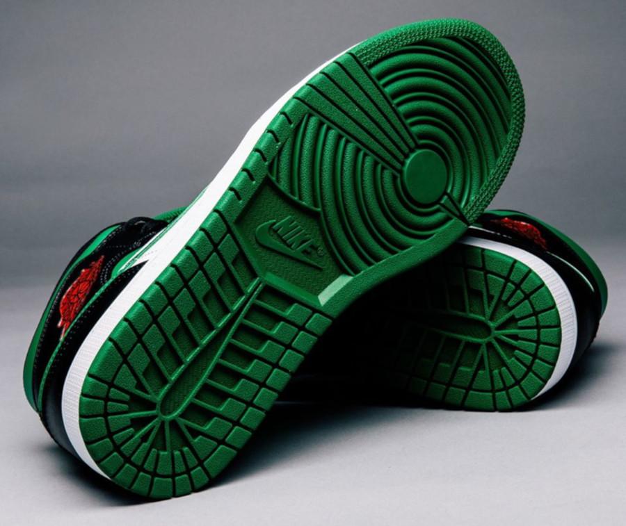 Air Jordan 1 Mid 'Green Toe' (3)