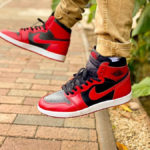 Air Jordan 1 High Retro OG 85 Varsity Red
