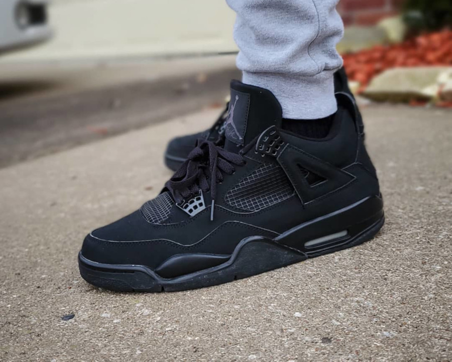 Air Jordan 4 Retro Black Cat de 2006