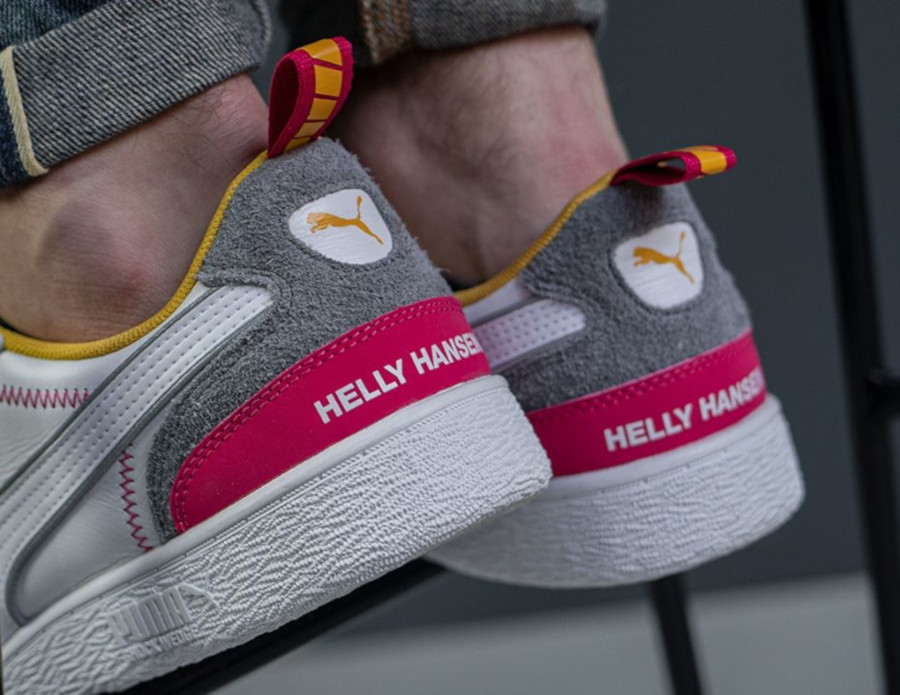 Helly Hansen x Puma Ralph Sampson 'White' (2)