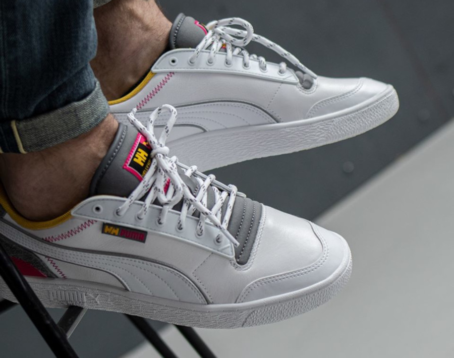 Helly Hansen x Puma Ralph Sampson 'White' (3)