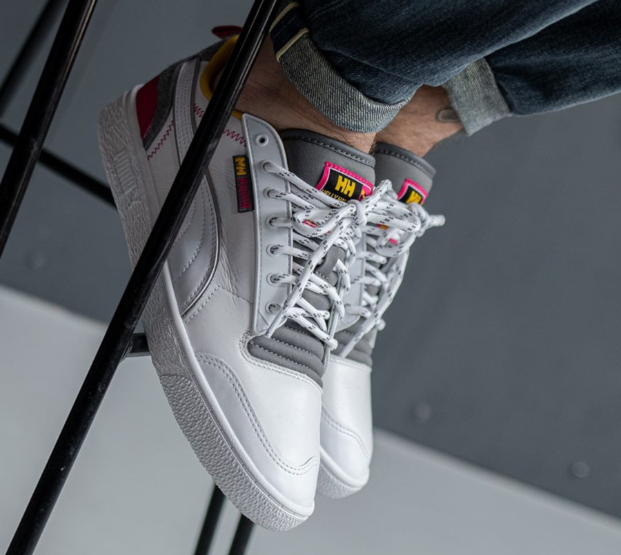 Helly Hansen x Puma Ralph Sampson 'White' (4)