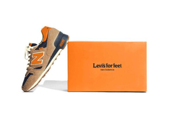 Levi's x New Balance 1300 sortie
