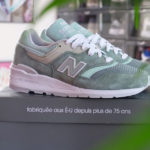 New Balance 997 'Less is More' Mint Green White (made in USA)