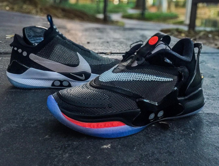 Nike Adapt BB 2.0 'Black' (3-1)