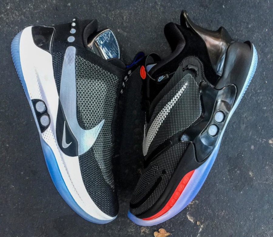 Nike Adapt BB 2.0 'Black' (3)