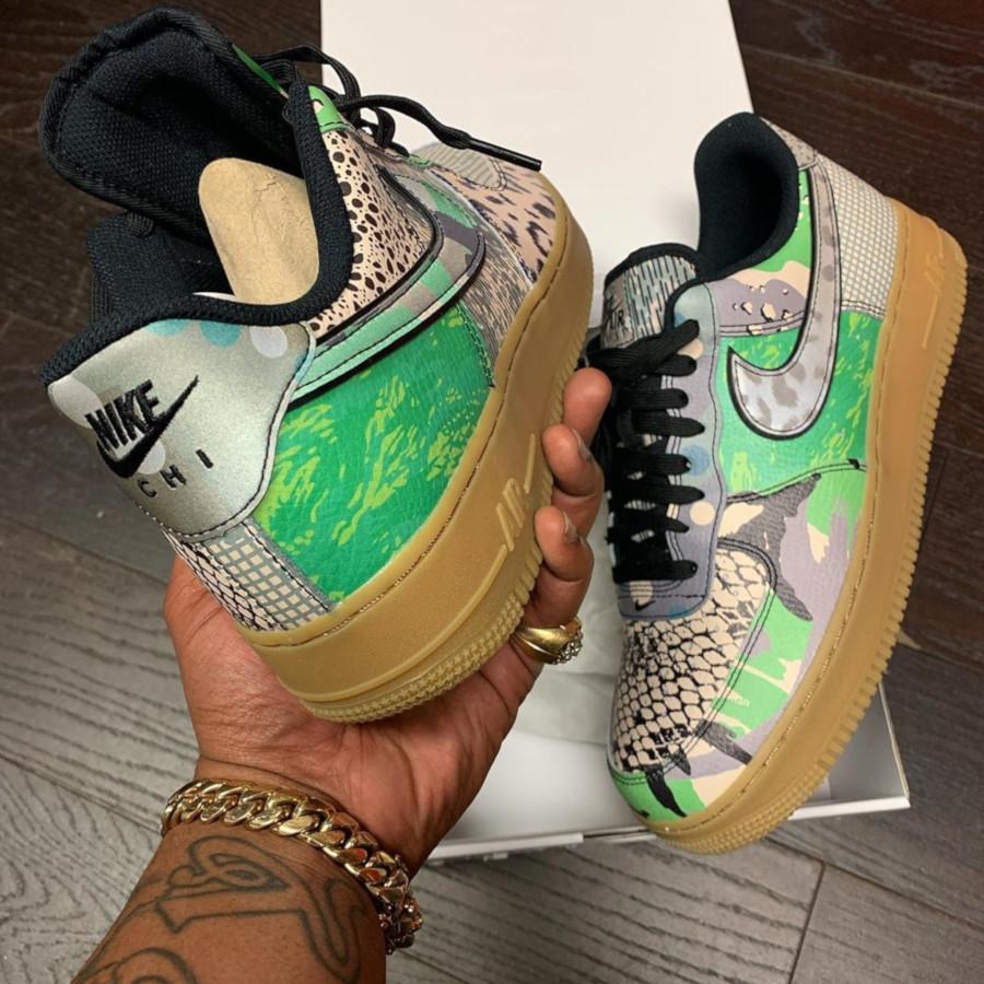 Nike Air Force 1 '07 ASG City of Dreams Green CT8441-002