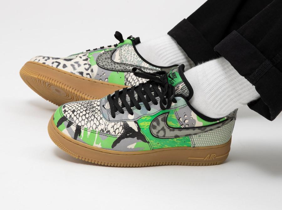 Que vaut la Nike Air Force 1 '07 ASG City of Dreams Green