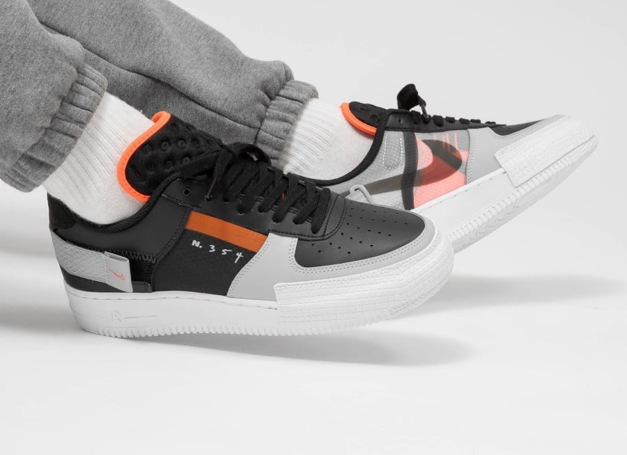 Nike Air Force 1 Type N354 Hyper Crimson CQ2344-001