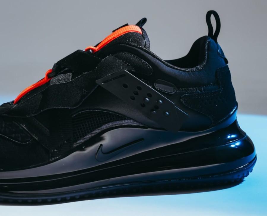 Nike Air Max 720 Slip Odell Beckham Jr 'Black Total Orange' (3)