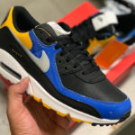 Nike Air Max 90 Premium City Shanghai Delivery Service Workers