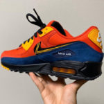 Nike Air Max 90 Premium City London's Postmen and Postwomen