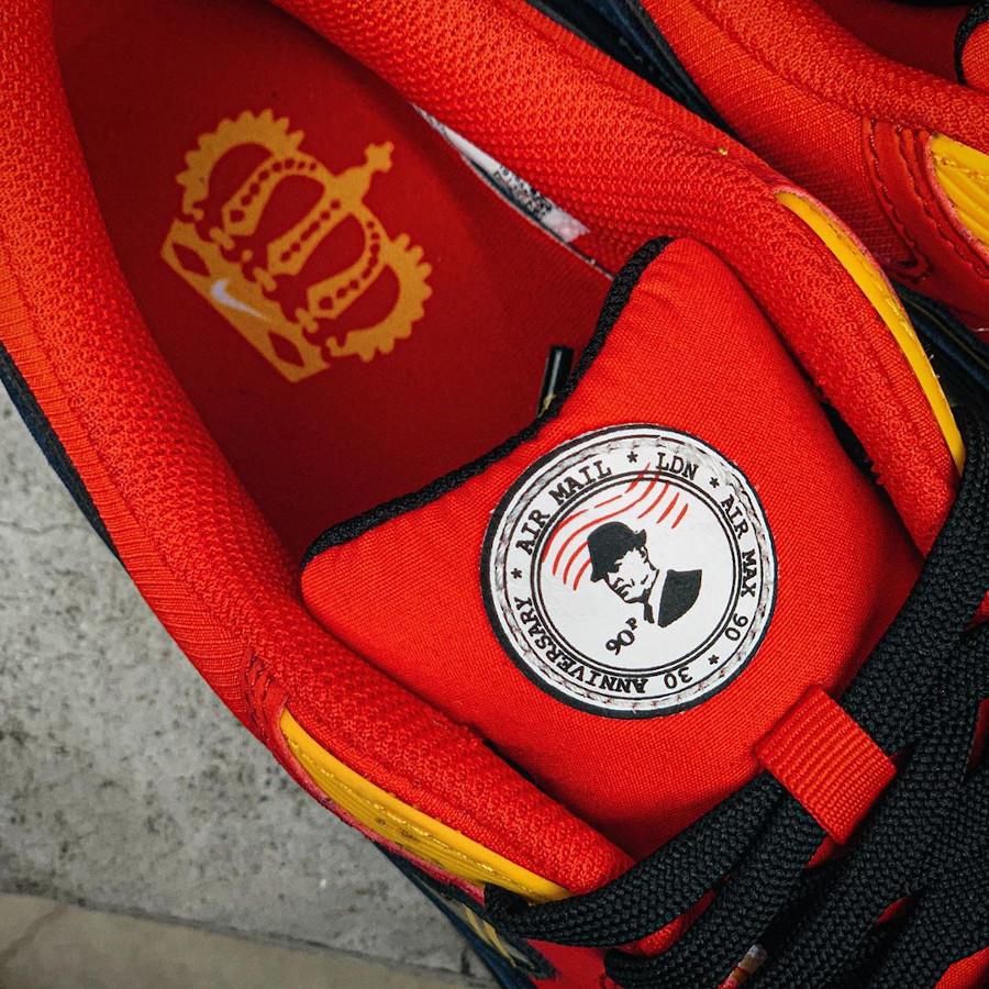 Nike Air Max 90 Premium City London's Postmen and Postwomen (1-3)