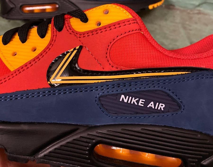 Nike Air Max 90 Premium City London's Postmen and Postwomen (1-5)