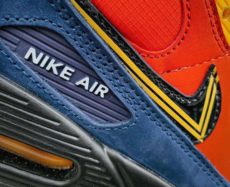 Nike Air Max 90 Premium City London's Postmen and Postwomen (1-6)