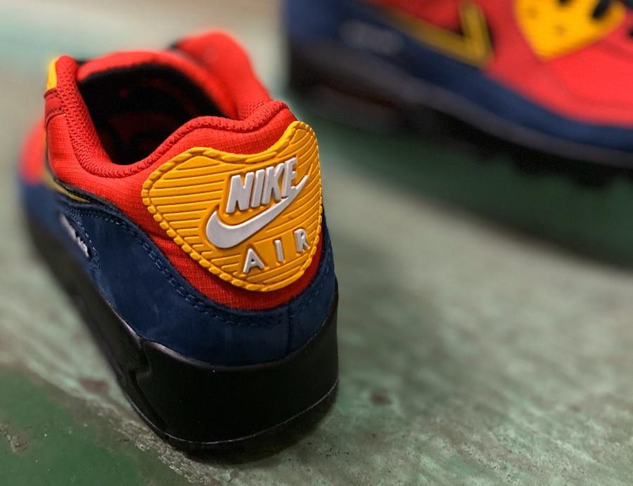Nike Air Max 90 Premium City London's Postmen and Postwomen (1-8)