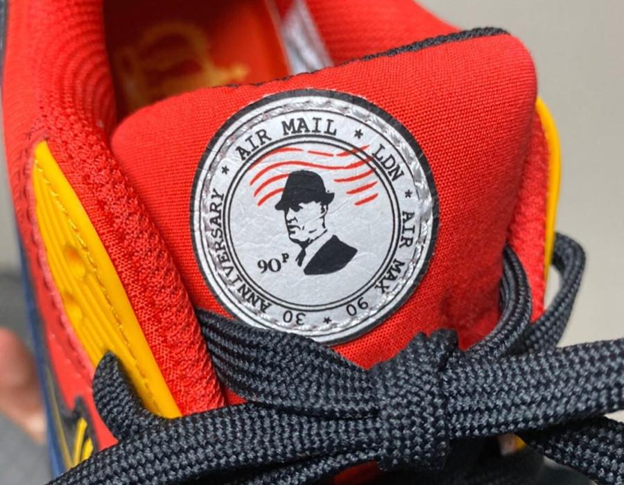 Nike Air Max 90 Premium City London's Postmen and Postwomen (1)