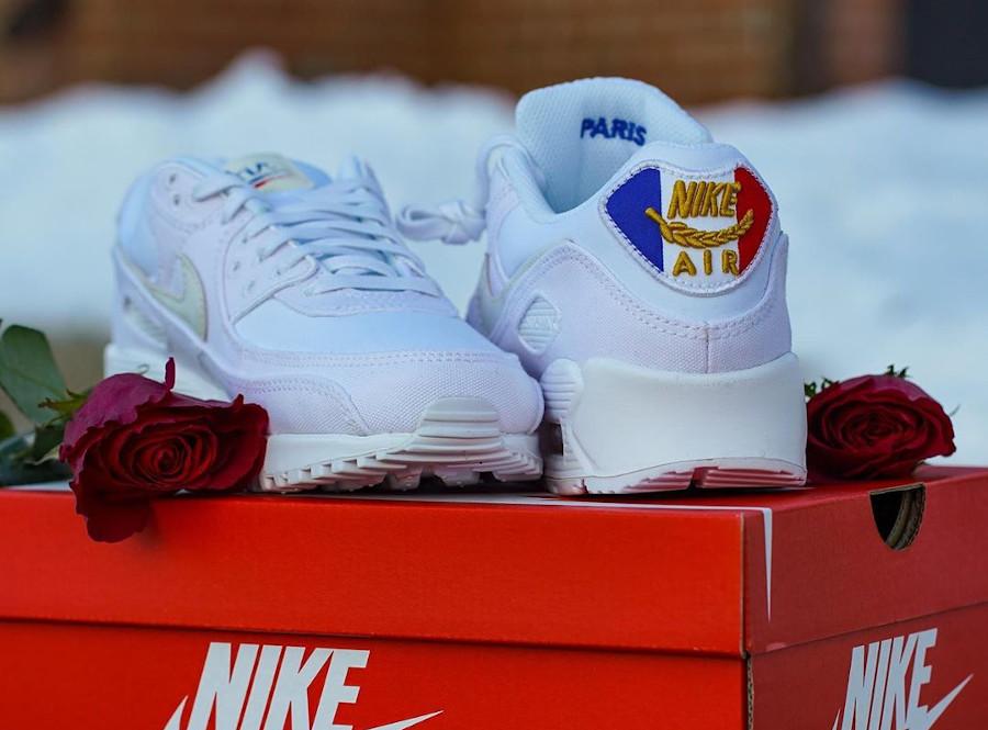 Que vaut la Nike Air Max 90 PRM City Paris Parisian Bakers