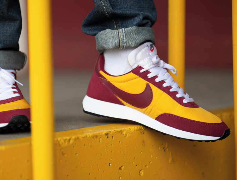 Nike Air Tailwind 79 'University Gold Team Red' (2)