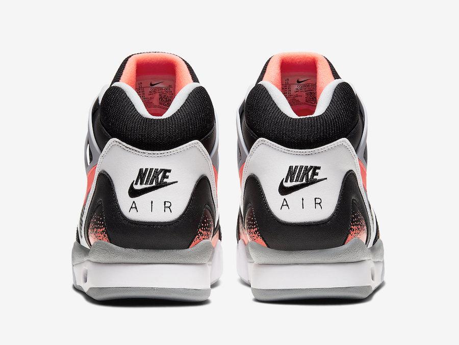 Nike Air Tech Challenge II 'Black Lava' (1)