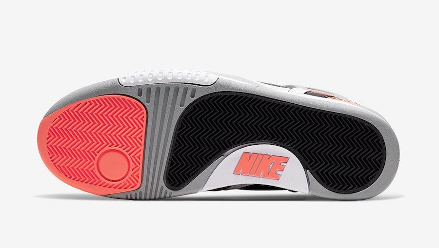 Nike Air Tech Challenge II 'Black Lava' (3)