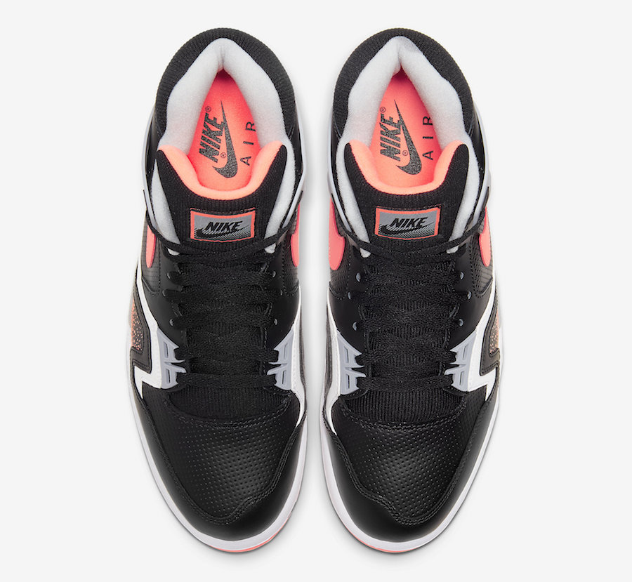 Nike Air Tech Challenge II 'Black Lava' (5)