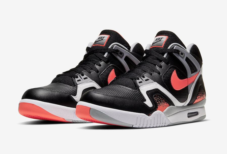Nike Air Tech Challenge II 'Black Lava' (6)