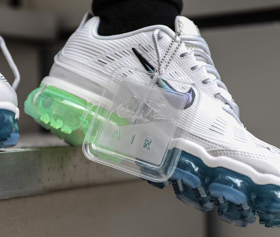 Nike Air Vapormax 360 20 'Bubble Pack' Summit White Lime (3)