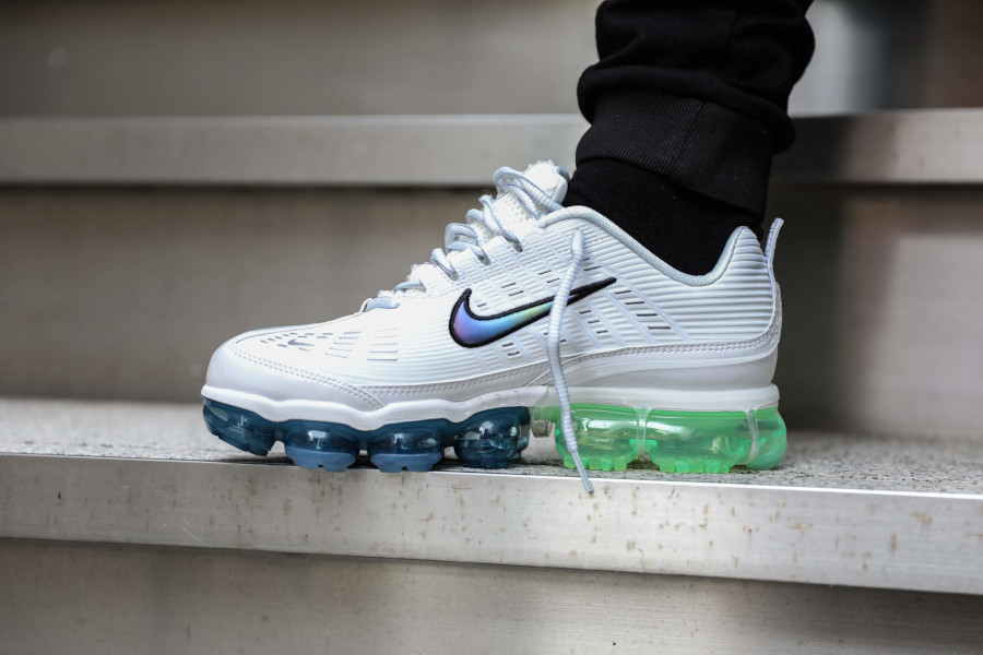 Nike Air Vapormax 360 20 'Bubble Pack' Summit White Lime (6)